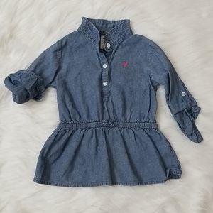 Carter's Denim Dress!